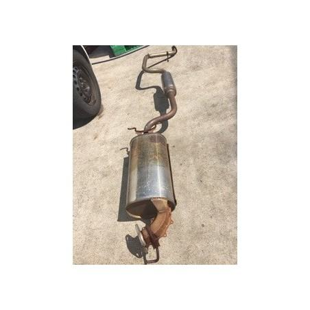 Honda S-MX OEM Exhaust