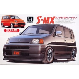Honda S-MX Lowdown Model 1/24 Scale Kit