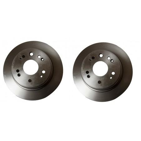 Honda Stepwagon Rear Brake Discs